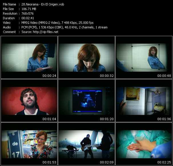 Neorama video screenshot