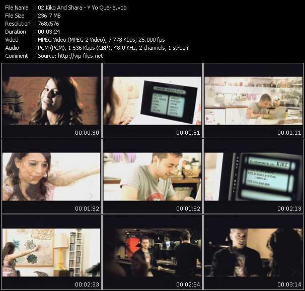 Kiko And Shara video screenshot