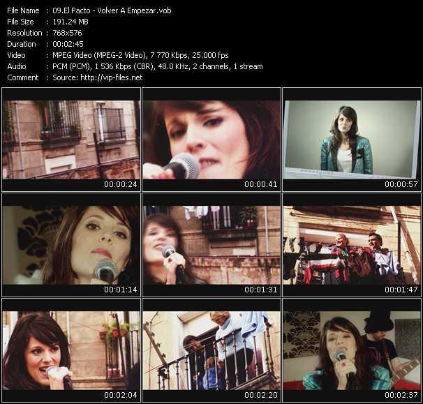 El Pacto video screenshot