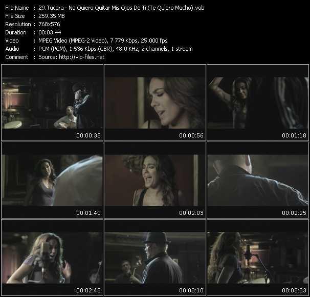 Tucara video screenshot