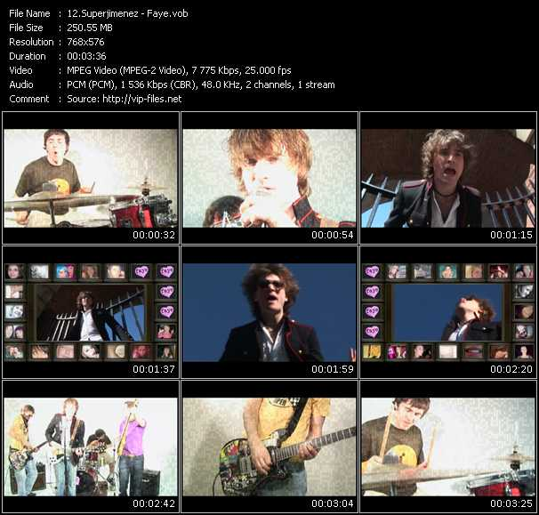 Superjimenez video screenshot