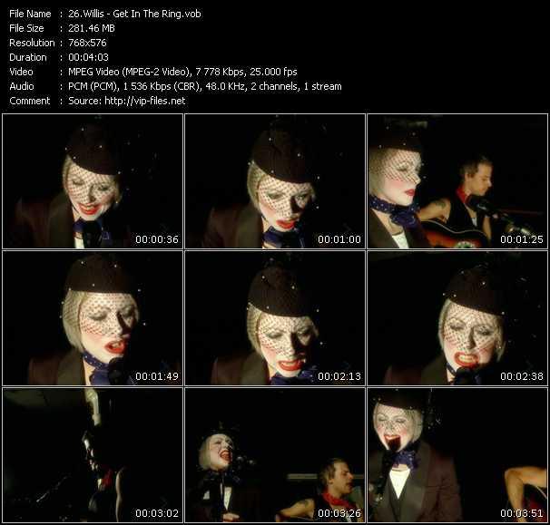 Willis video screenshot