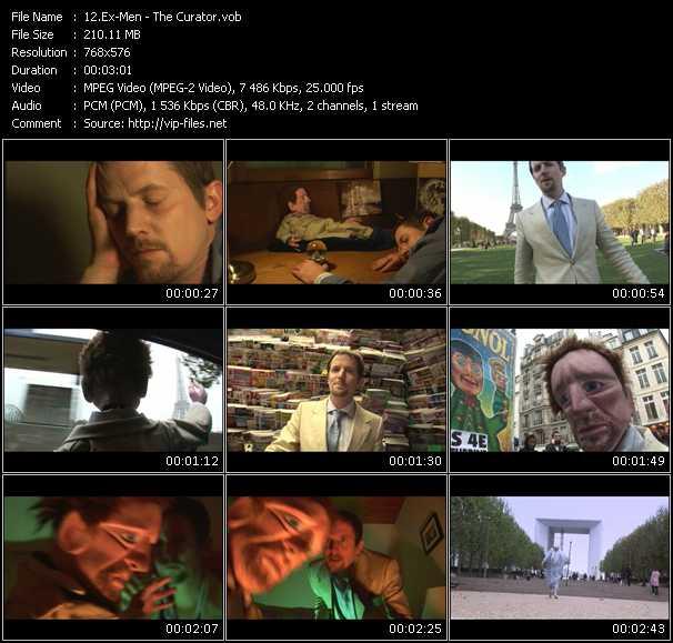 Ex-Men video screenshot