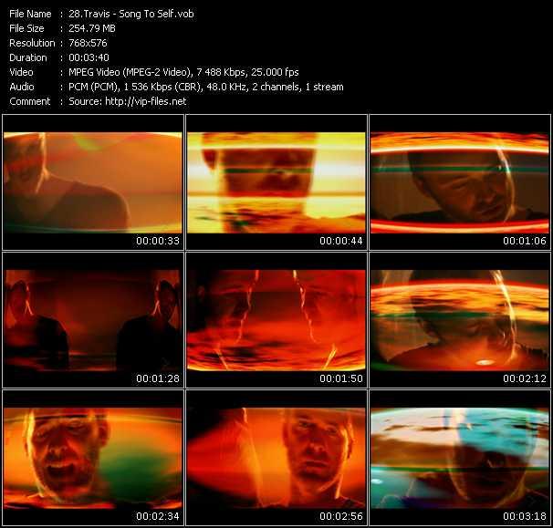 Travis video screenshot