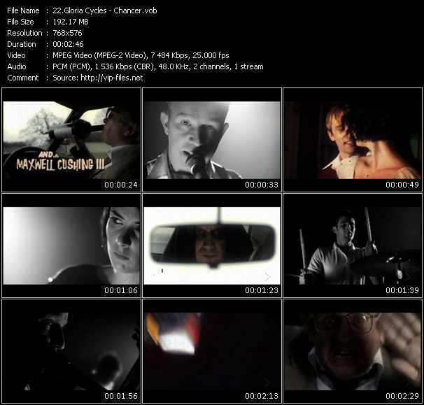 Gloria Cycles video screenshot