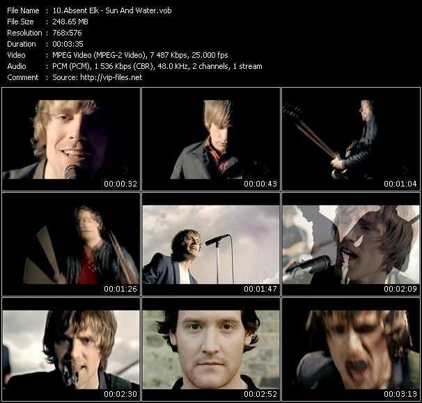 Absent Elk video screenshot