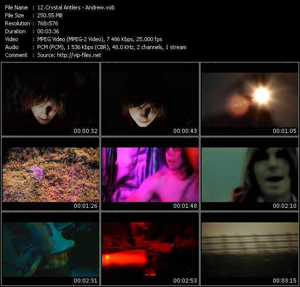 Crystal Antlers video screenshot