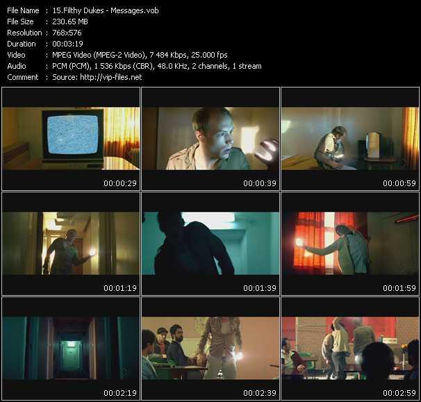 Filthy Dukes video screenshot
