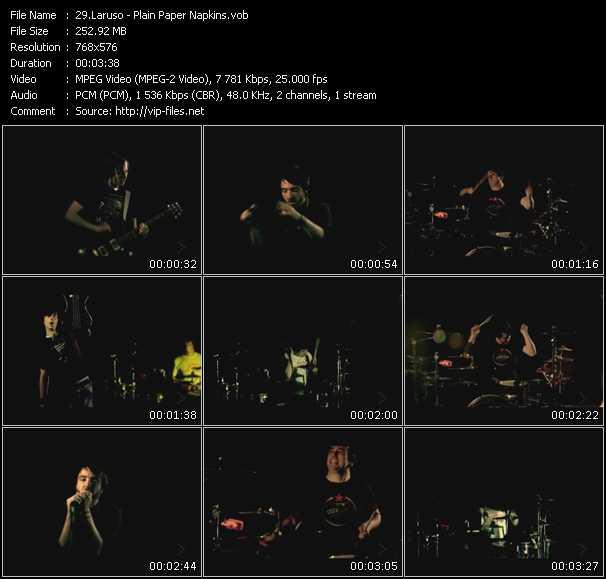 Laruso video screenshot