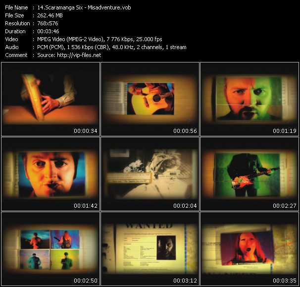 Scaramanga Six video screenshot