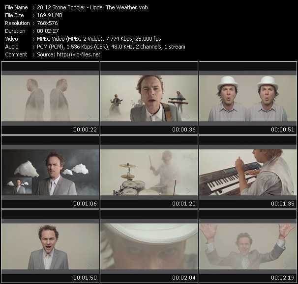 12 Stone Toddler video screenshot