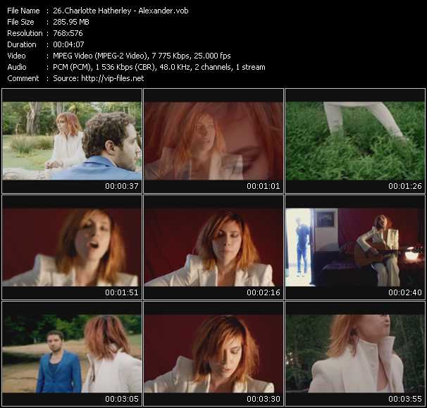 Charlotte Hatherley video screenshot