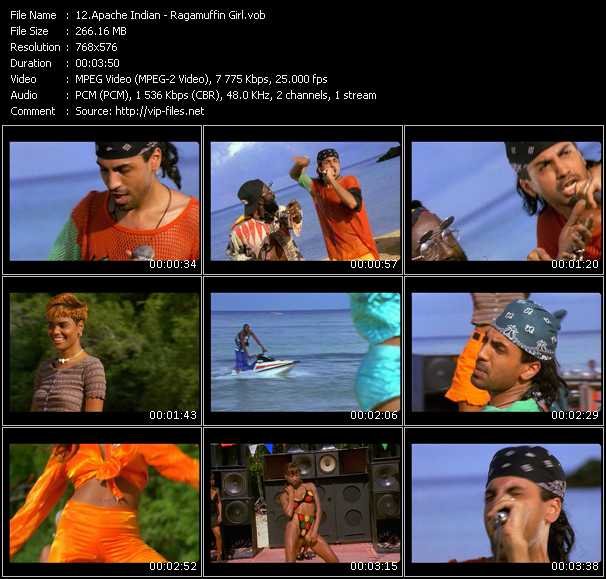 Apache Indian video screenshot
