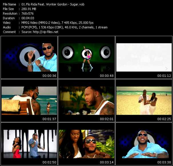 Flo Rida Feat. Wynter Gordon video screenshot
