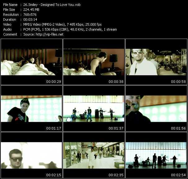 Smiley video screenshot