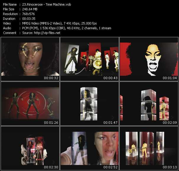 Rinocerose video screenshot