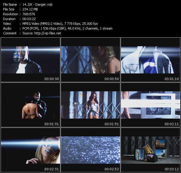 J2K video screenshot