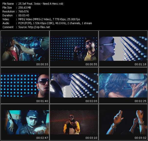 Sef Feat. Swiss video screenshot