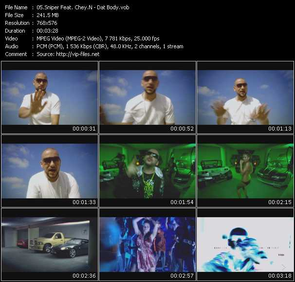 Sniper Feat. Chey.N video screenshot
