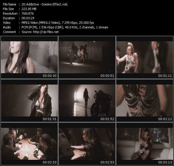 Addictive video screenshot