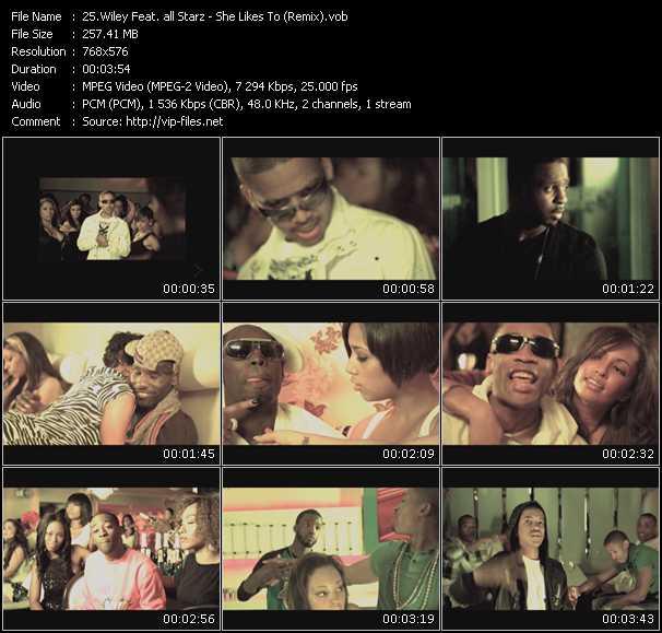 Wiley Feat. All Starz video screenshot