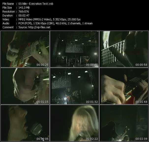 Nile video screenshot
