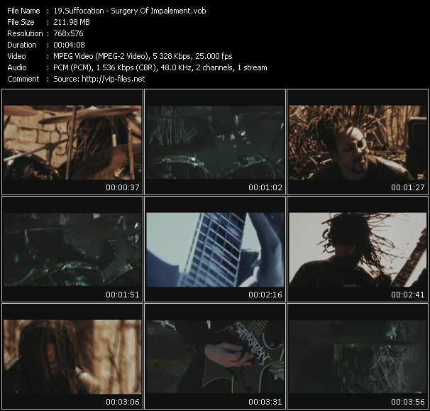 Suffocation video screenshot