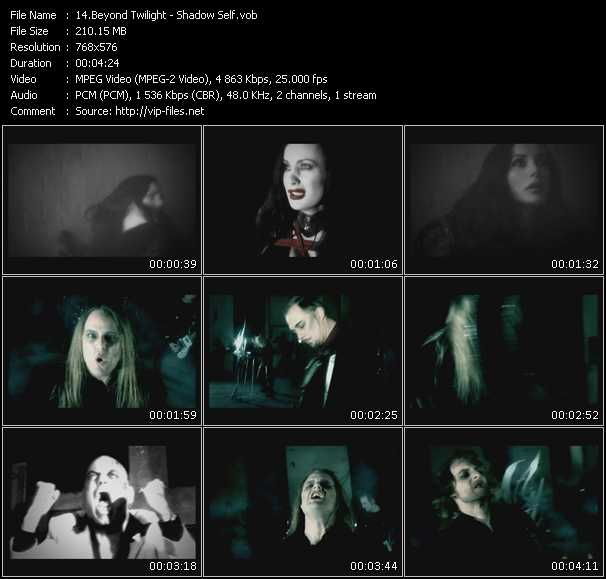 Beyond Twilight video screenshot