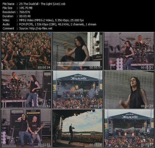 Duskfall video screenshot