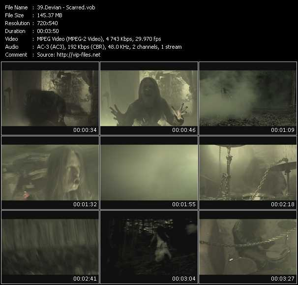 Devian video screenshot