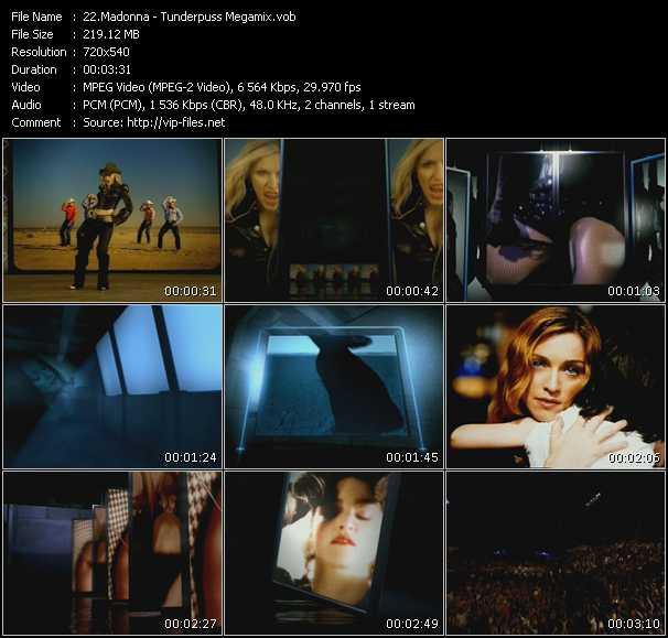 video Tunderpuss Megamix screen