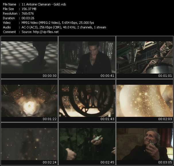 Antoine Clamaran video screenshot