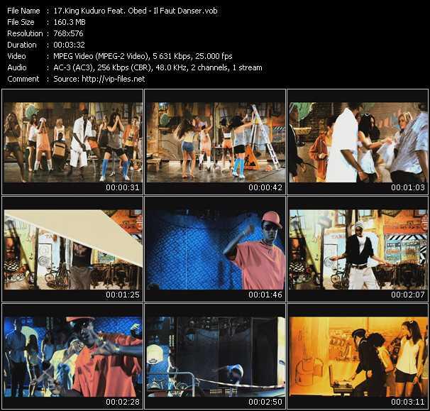 King Kuduro Feat. Obed video screenshot