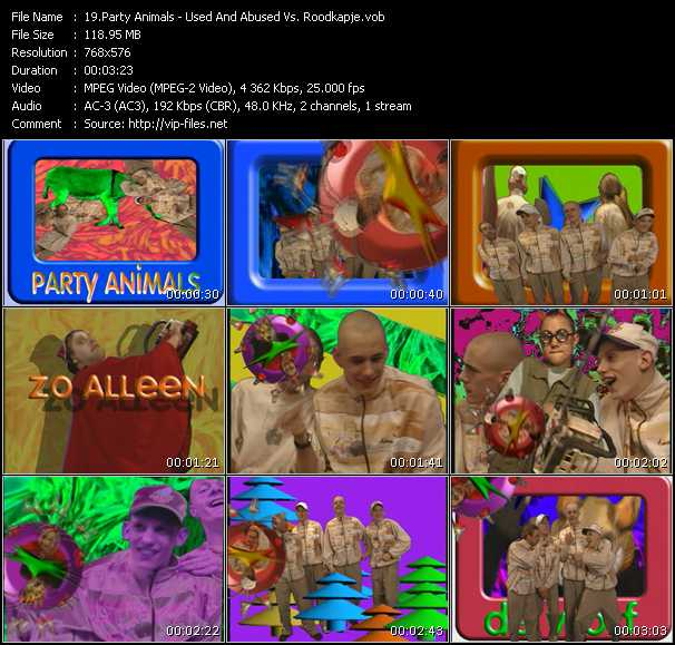 Party Animals video screenshot