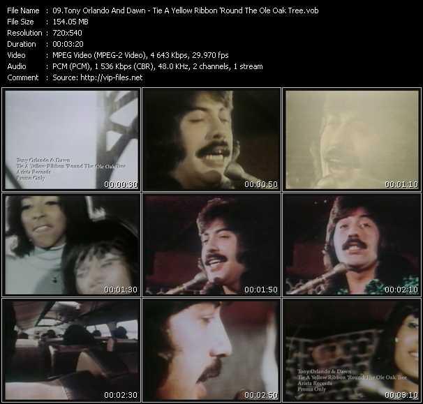 Tony Orlando And Dawn video screenshot