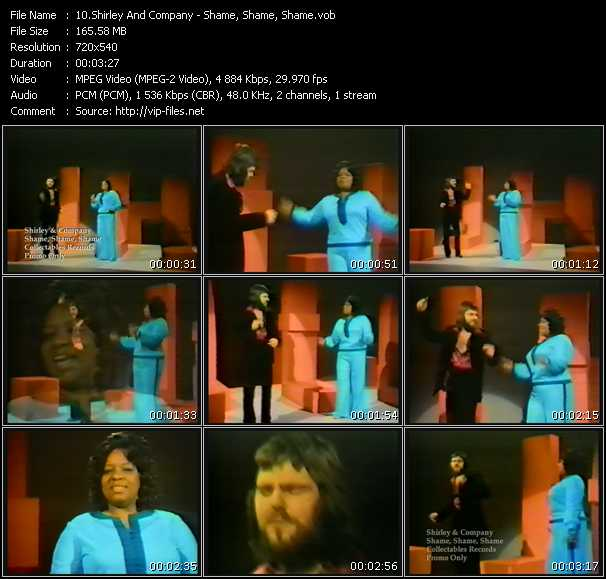 Shirley And Company video screenshot