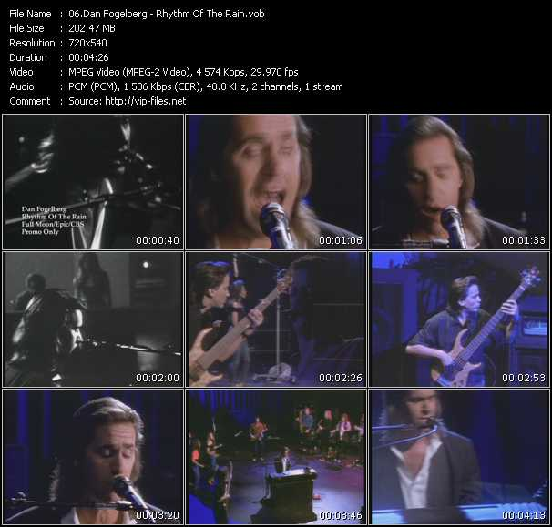 Dan Fogelberg video screenshot