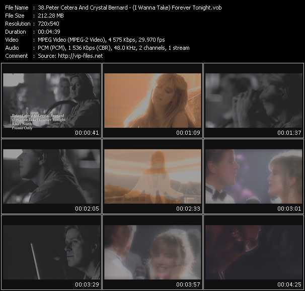 Peter Cetera And Crystal Bernard video screenshot