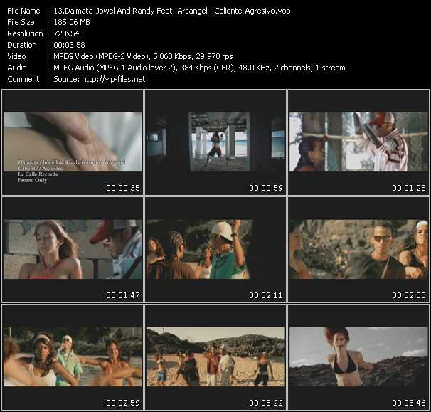 Dalmata - Jowel And Randy Feat. Arcangel video screenshot