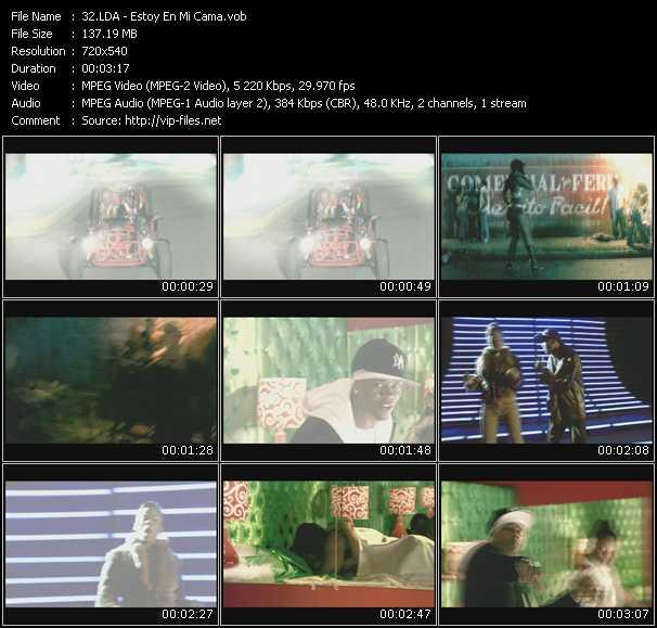 Lda video screenshot