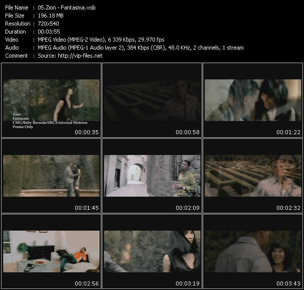Zion video screenshot
