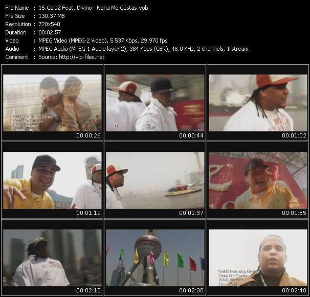 Gold2 Feat. Divino video screenshot