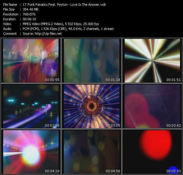 Funk Fanatics Feat. Peyton video screenshot