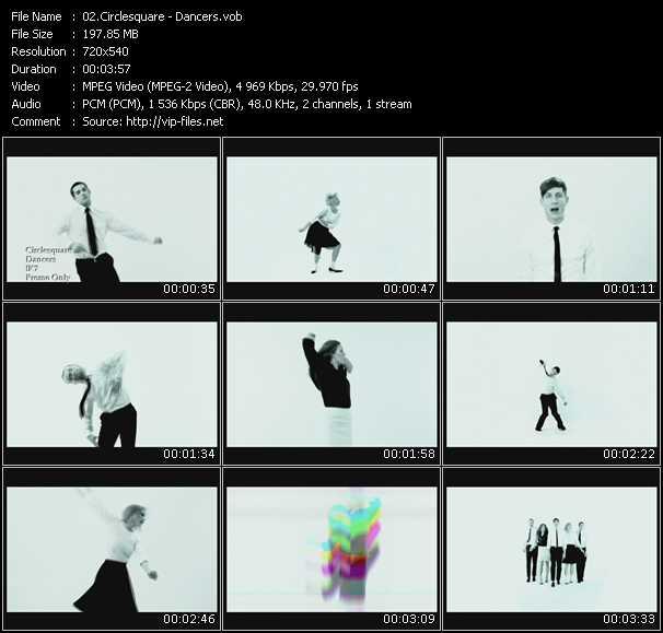 Circlesquare video screenshot