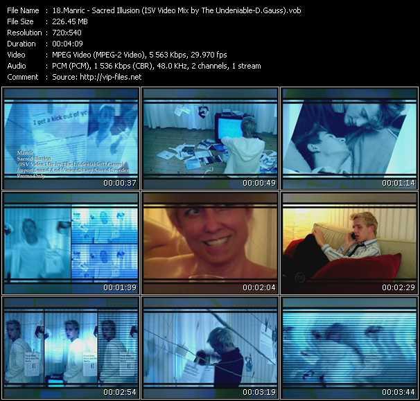 Manric video screenshot