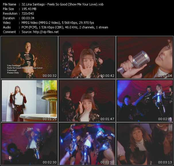 Lina Santiago video screenshot
