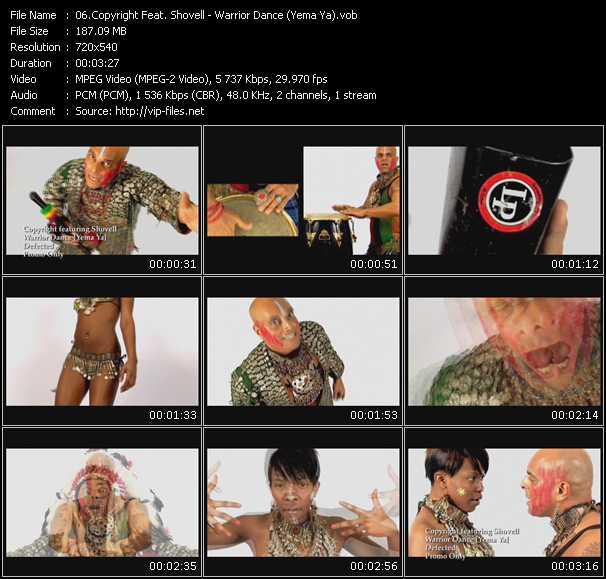 Copyright Feat. Shovell video screenshot