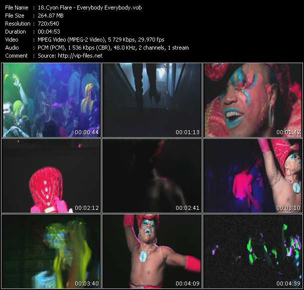 Cyon Flare video screenshot