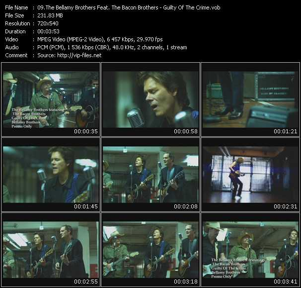 Bellamy Brothers Feat. The Bacon Brothers video screenshot