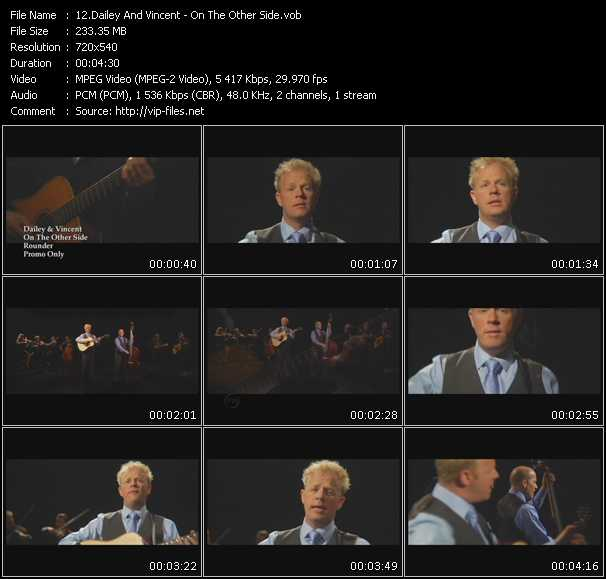 Dailey And Vincent video screenshot